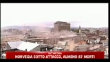 23/07/2011 - Norvegia sotto attacco, sospetto matrice di estrema destra