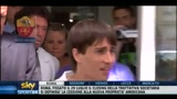 23/07/2011 - Arrivo a Roma di Bojan Krkic