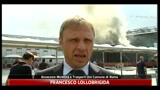24/07/2011 - Incendio Roma Tiburtina, l'assessore ai trasporti