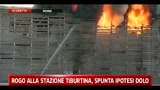 Roma Tiburtina, struttura cantiere rischia collasso