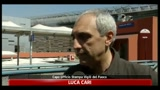 24/07/2011 - Incendio Tiburtina, Cari: situazione notevolmente migliorata