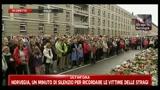 Norvegia, un minuto di silenzio per ricordare le vittime delle stragi