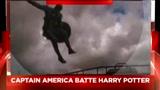 Sky Cine News presenta Capitan America
