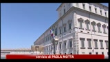 Giustizia, tra i papabili il sottosegretario Nitto Palma