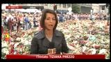 Oslo, commozione e fiori nei luoghi della strage