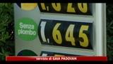 Benzina, nuovo record storico: 1,641 euro al litro