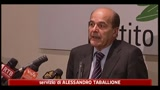 26/07/2011 - Tedesco, inviata lettera a Bersani per dimettermi dal PD