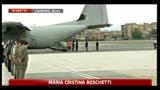 Militare ucciso in Afghanistan, arrivata a Ciampino la salma
