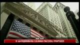Debito Usa, Wall Street chiude in territorio negativo