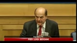 Bersani, partono querele, allo studio Class Action
