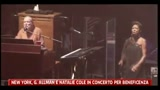 29/07/2011 - New York, Gregg Allman e Natalie Cole in concerto per beneficienza