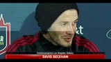 29/07/2011 - Beckham: io e Victoria vorremmo allargare ancora la famiglia