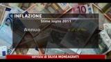 Istat: inflazione a Luglio stabile al 2,7% annuo