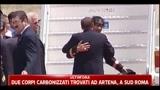 30/07/2011 - Berlusconi: Gheddafi mi vuole uccidere