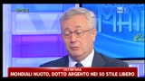 30/07/2011 - L'autodifesa di Tremonti e il silenzio della maggioranza
