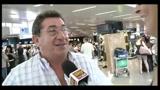Aeroporto Roma, 350mila passeggeri in transito nel fine settimana