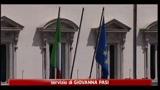 30/07/2011 - Berlusconi su Gheddafi, palazzo Chigi, fantasia della stampa