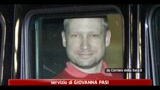 31/07/2011 - Oslo, Breivik chiede dimissioni Governo in cambio di confessione