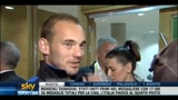 01/08/2011 - Inter, Wesley Sneijder: Speculano sempre sul mio futuro