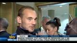 Inter, Wesley Sneijder: Speculano sempre sul mio futuro