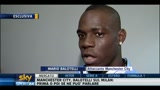 01/08/2011 - Balotelli-Milan? Mai dire mai: SuperMario ha nostalgia dell'Italia