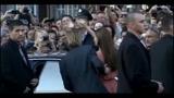 Lacrime di commozione per Angelina Jolie a Sarajevo
