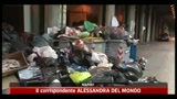 01/08/2011 - Emergenza rifiuti, ancora roghi dolosi a Napoli e provincia