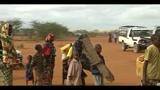 Carestia in Somalia, migliaia di profughi in fuga dal paese