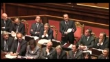 Crisi, mercoled Berlusconi in Parlamento