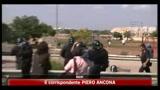 Bari, migranti in rivolta per ottenere permessi di soggiorno