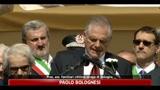 Stage Bologna, discorso di Paolo Bolognesi