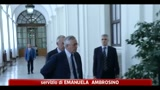 02/08/2011 - Tremonti sar sentito dai PM su presunto spionaggio