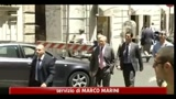 Crisi, oggi vertice Tremonti -Juncker su situazione italiana