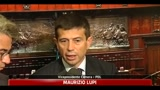 03/08/2011 - Crisi, Lupi:  politica che governa mercati, non viceversa