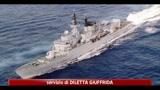 Libia, missile cade in mare a 2 km da nave militare italiana