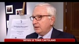 Enav, procuratore Capaldo lascia inchiesta su Milanese