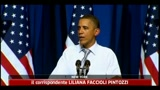 Obama festeggia a Chicago il suo 50esimo compleanno