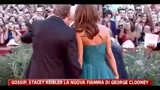 Gossip, Stacy Keibler la nuova fiamma di George Clooney