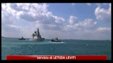 04/08/2011 - Portavoce Libia: nostro il missile contro nave italiana