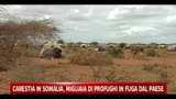 Carestia in Somalia, migliaia di profughi in fuga dal paese
