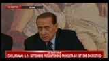 Crisi Berlusconi: adesso investirei nelle mie aziende