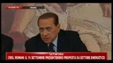Crisi Berlusconi: adesso investirei nelle mie aziende