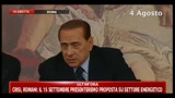 04/08/2011 - Berlusconi sulla crisi: prima e dopo
