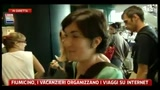 05/08/2011 - Fiumicino, i vacanzieri organizzano i viaggi su internet