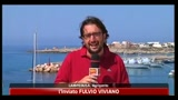 06/08/2011 - Lampedusa, 430 migranti soccorsi e giunti sull' isola