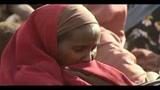 Emergenza siccità in Somalia, la vita nei campi profughi