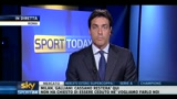 06/08/2011 - Calcio scommesse, le richieste di Palazzi