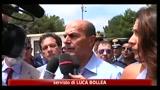 Bersani: anticipo manovra gravissimo per il Paese