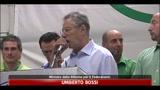 Crisi economica, Bossi: il Sud Italia come la Grecia