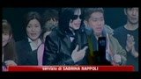 09/08/2011 - Los Angeles, disegni di Michael Jackson donati a ospedale